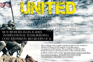 "The Prophets Reward ""United"" Prophetic Bootcamp"