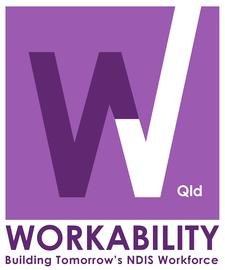 WorkAbility Qld logo