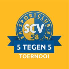 Organisatie 5 tegen 5 Toernooi logo