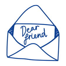 Dear Friend logo