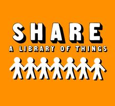 SHARE - A Library of Things logo