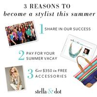 Meet Stella & Dot in Pittsburgh Mills with Senior...