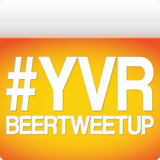 #YVRBeerTweetup logo