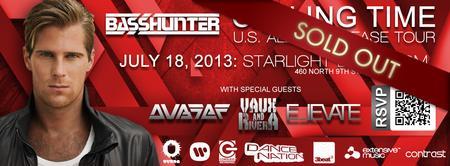 Basshunter @ Starlight Ballroom