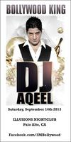 DJ Aqeel Live
