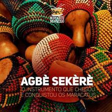 Egbe Sekere  of Atlanta  logo