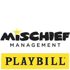 Mischief Management and Playbill logo
