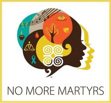 No More Martyrs - Founded by Nadia M. Richardson, PhD logo