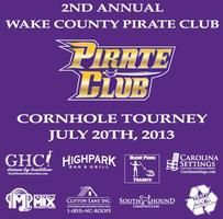 Second Annual Wake County Pirate Club Cornhole Tourname...