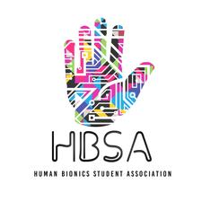 Human Bionics Student Association logo