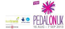 Pedal On UK logo