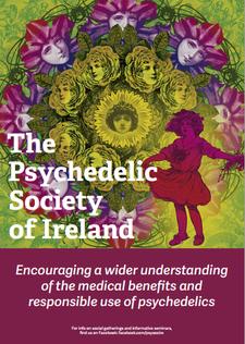 The Psychedelic Society of Ireland logo