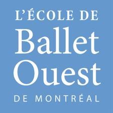École de Ballet Ouest de Montréal logo