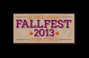 San Francisco magazine's FallFest 2013