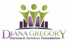 Diana Gregory Outreach Services/Gregory's Fresh Market logo