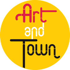 ART AND TOWN logo