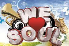 WE LOVE SOUL logo