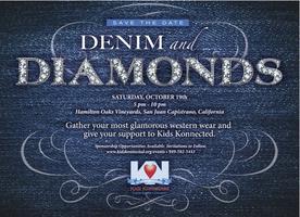 """Denim and Diamonds Gala"" Celebrating 20 Years of..."