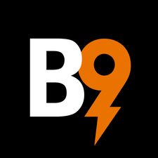 B9 logo
