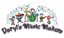 Daryl's Music Makers logo