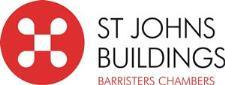 St John's Buildings Barristers' Chambers logo