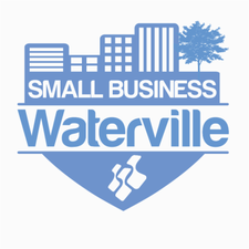 Small Business Waterville logo