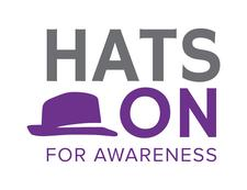 HATS ON FOR AWARENESS logo