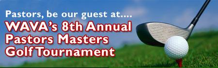 Pastors' Masters Golf Tournament