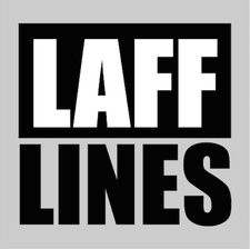 Lafflines Comedy Club logo