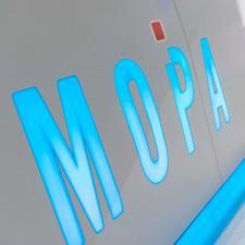Museum of Photographic Arts logo