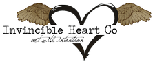 Invincible Heart Co. logo