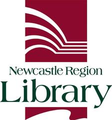 Newcastle Region Library logo