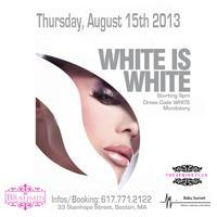 White Sensations - Boston's Annual White Party
