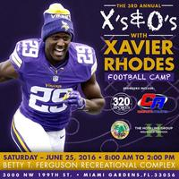 COMPLETE ATHLETES presents X's and O's with XAVIER...