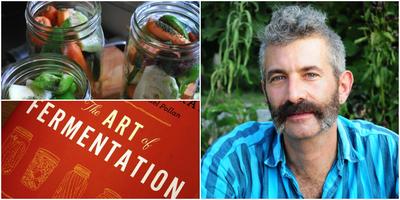 The Art of Fermentation with Sandor Katz: Melbourne