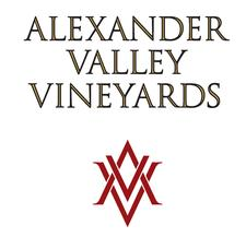Alexander Valley Vineyards  707-433-7209 avvwine.com  Healdsburg, CA logo