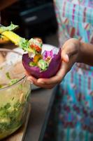 Recipe for Life: Vegan Cooking Workshop + Outdoor Yoga