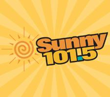 Sunny 101.5 FM logo