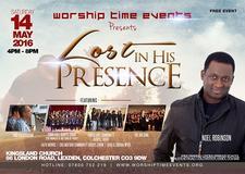 Worshiptime events logo