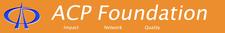 ACP Foundation logo