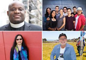 The San Francisco Foundation 2013 Community Leadership...