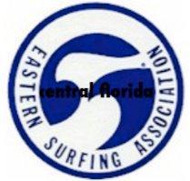Central Florida Eastern Surfing Association logo