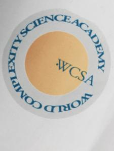 World Complexity Science Academy logo