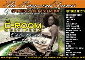 The Kings and Queens of Spoken Word and Music