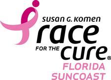 Susan G. Komen Florida Suncoast Affiliate logo