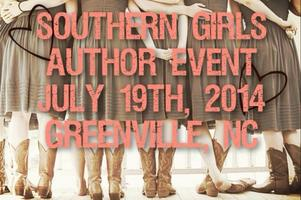 Southern Girls Author Event Tickets