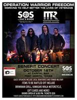 Madison Rising - Operation Warrior Freedom Concert...