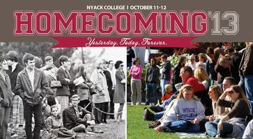 Nyack College Homecoming 2013 (Oct. 11-12)