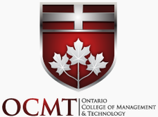 Ontario College of Management and Technology  logo