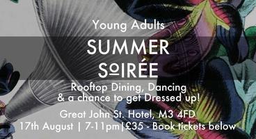 Young adults Summer Soirée